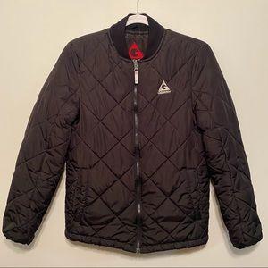 Gerry Zip Up Puffer Coat